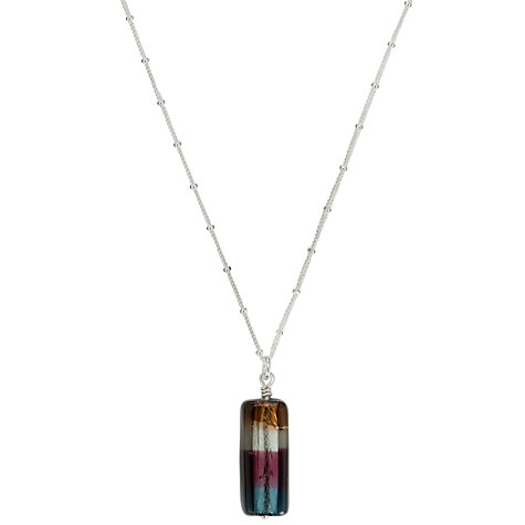 Buy Martick Rainbow Bohemian Glass Pendant Online at johnlewis.com