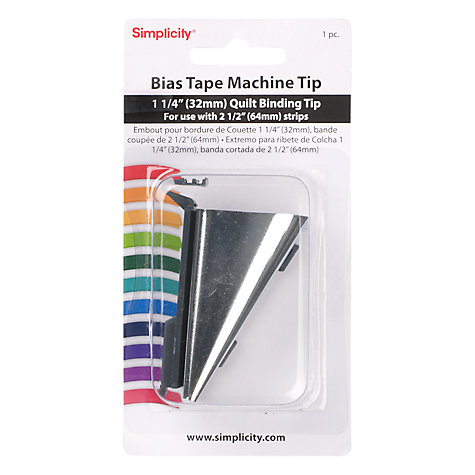 Buy Simplicity Quilt Binding Tip, 32 mm Online at johnlewis.com
