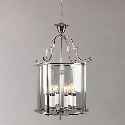 Bloomsbury Ceiling Light, Chrome, 15""
