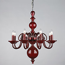 Buy Florence Chandelier, 8 Light Online at johnlewis.com