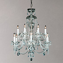 Buy Impex Valentina Chandelier, 12 Light Online at johnlewis.com