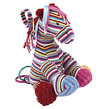 Buy Jellycat Maypole Pony Musical Pull Online at johnlewis.com