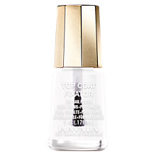 Buy MAVALA Fixator Top Coat, 5 ml Online at johnlewis.com