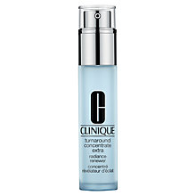 Buy Clinique Turnaround Concentrate Extra Radiance Renewer Online at johnlewis.com