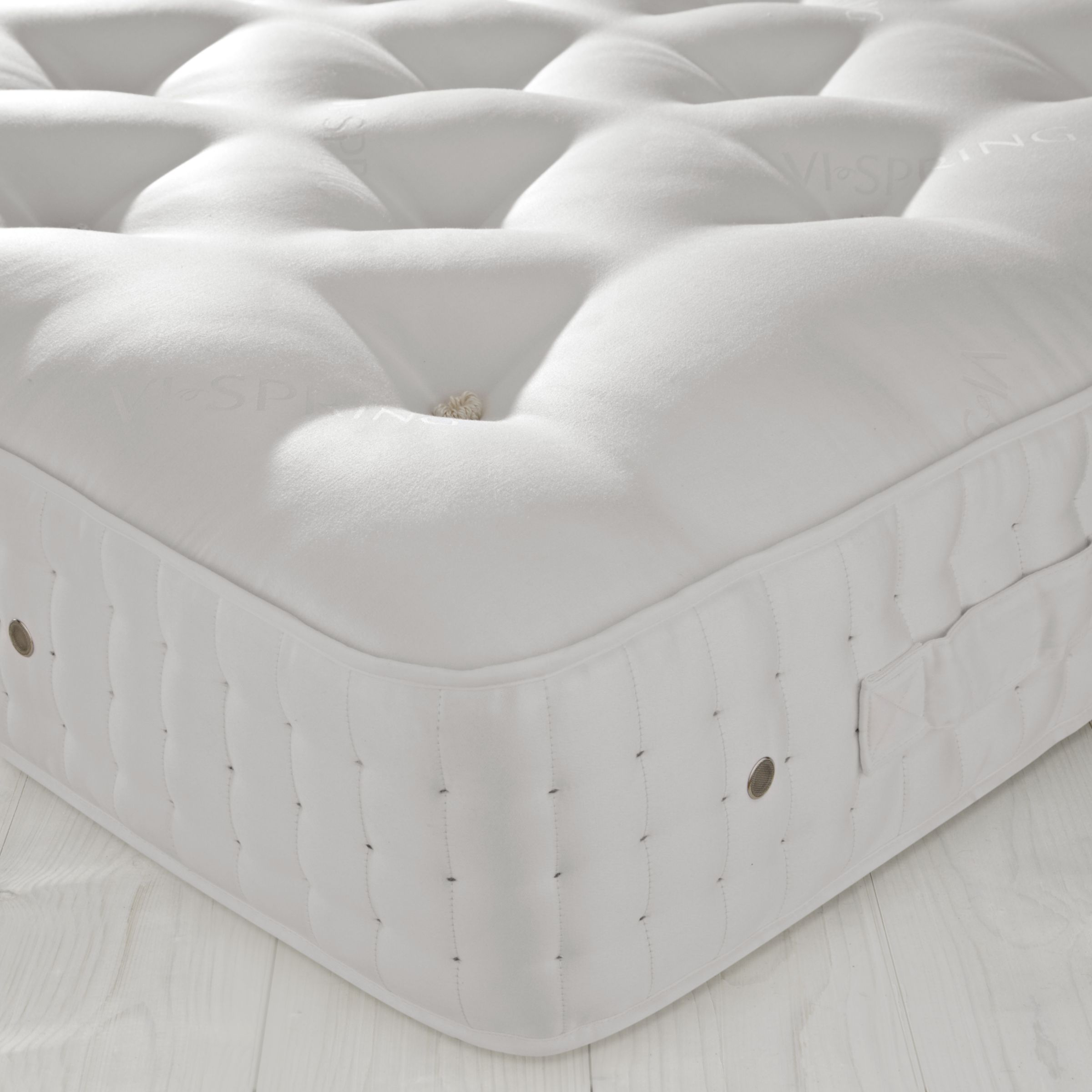 Vi-Spring Stowe Mattress, Kingsize