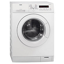 Buy AEG L75470FL Washing Machine, 7kg Load, A+++ Energy Rating, 1400rpm Spin, White Online at johnlewis.com