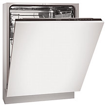 Buy AEG F34030Vi0 Integrated Dishwasher Online at johnlewis.com
