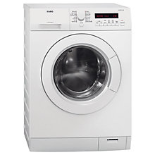 Buy AEG L75270FL Washing Machine, 7kg Load, A+++ Energy Rating, 1200rpm Spin, White Online at johnlewis.com