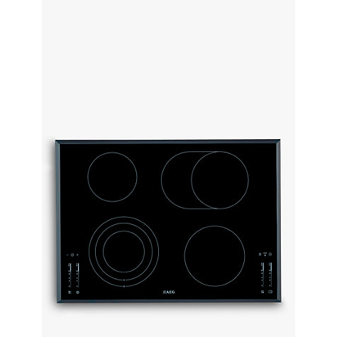 Buy AEG HK764070FB Ceramic Hob Online at johnlewis.com
