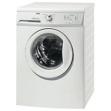 Buy Zanussi ZWH6140P Slimdepth Washing Machine, 7kg Load, A++ Energy Rating, 1400rpm Spin, White Online at johnlewis.com