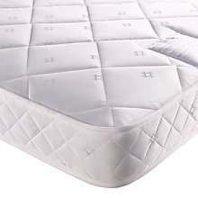 Buy John Lewis Water Resistant Open Truckle Mattress, Small Single Online at johnlewis.com