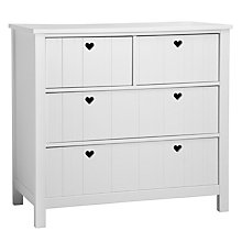 Buy little home at John Lewis Amelia 4 Drawer Chest Online at johnlewis.com