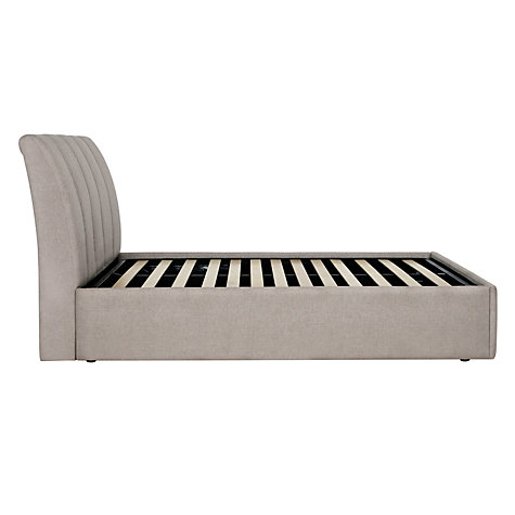 Buy Tempur Bayonne Ottoman Divan Storage Bed King Size