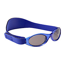 Buy Baby BanZ Adventure Sunglasses, Blue Online at johnlewis.com