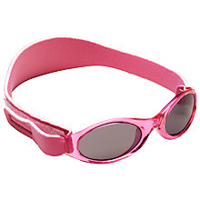 Buy Baby BanZ Adventure Sunglasses, Pink Online at johnlewis.com