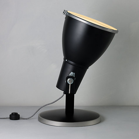 Buy Original BTC Stirrup Floor Uplighter, Black Online at johnlewis.com