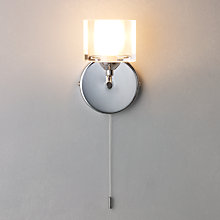 Buy John Lewis Zola Single Wall Light Online at johnlewis.com