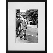 Buy Getty Images Gallery They Went That Way Framed Print, 65 x 56cm Online at johnlewis.com
