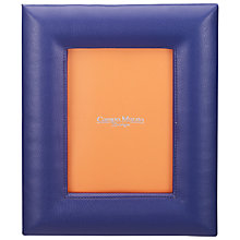 Buy Campo Marzio Leather Urban Frame, Purple Online at johnlewis.com