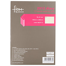 Buy Filofax Week On Two Pages Diary Refills 2011-2102, A5 Online at johnlewis.com