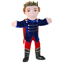 Buy The Puppet Company: Prince Puppet Online at johnlewis.com