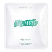 Buy Crème de la Mer The Hydrating Facial, 6 x Masks with Free Lifting Contour Serum, 5ml Online at johnlewis.com