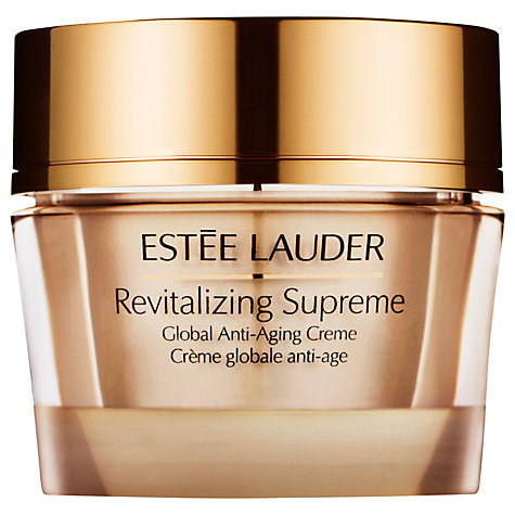 Buy Estée Lauder Revitalizing Supreme Global Anti-Aging Creme Online at johnlewis.com