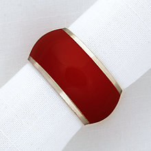 Buy John Lewis Dine Napkin Rings, Set of 4 Online at johnlewis.com