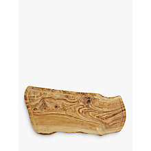 Buy John Lewis Olive Wood Carving Board Online at johnlewis.com