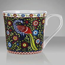 Buy Queens Hidden World Udai Palace Mug, Black Online at johnlewis.com