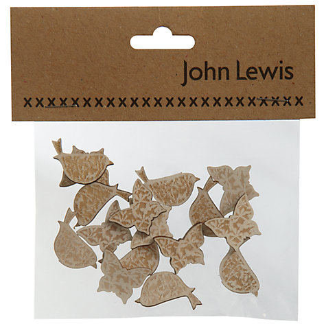 Buy Wooden Butterflies and Birds Online at johnlewis.com