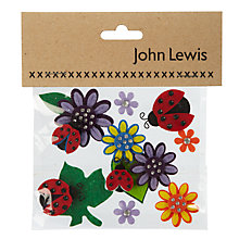 Buy Ladybird Garden Card Toppers Online at johnlewis.com