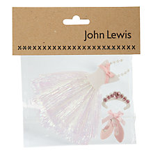 Buy Ballerina Card Toppers Online at johnlewis.com