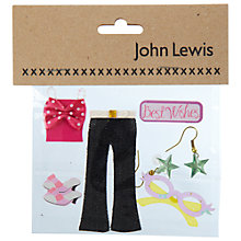 Buy Party Girl Card Toppers Online at johnlewis.com