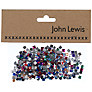 John Lewis Square Jewels, Multi