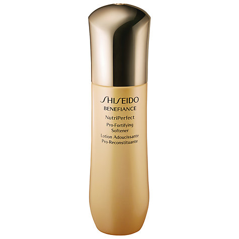 Buy Shiseido SBN NutriPerfect Pro-Fortifying Softener, 120ml Online at johnlewis.com