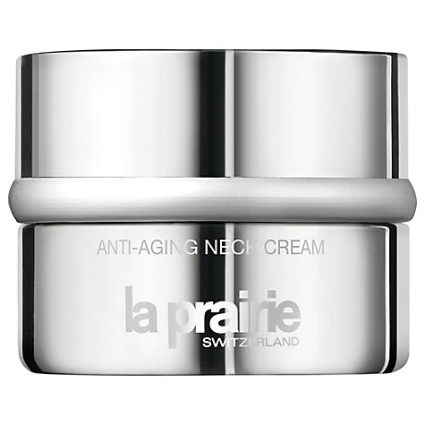Buy La Prairie Anti-Aging Neck Cream, 50ml Online at johnlewis.com