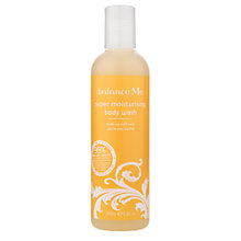 Buy Balance Me Super Moisturising Body Wash, 260ml Online at johnlewis.com