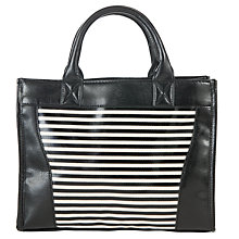 Buy John Lewis Stripe City Handheld Grab Handbag Online at johnlewis.com