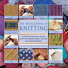 Buy The Encyclopedia of Knitting Online at johnlewis.com