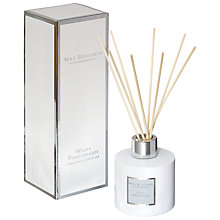 Buy Max Benjamin Diffuser, White Pomegranate Online at johnlewis.com
