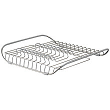 Buy John Lewis Dish Drainer / Sink Protector, Stainless Steel Online at johnlewis.com