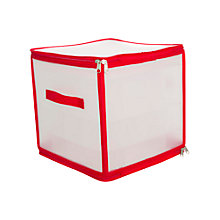 Buy John Lewis Christmas Decoration Storage Box Online at johnlewis.com