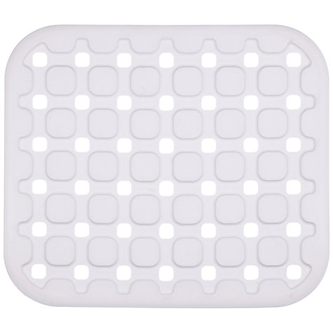 Buy John Lewis Sink Liner, White Online at johnlewis.com