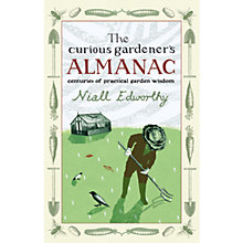 Buy The Curious Gardener's Almanac Online at johnlewis.com