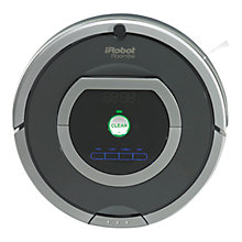 Buy i-Robot Roomba 780 Vacuum Cleaner Online at johnlewis.com