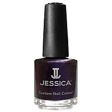 Buy Jessica Custom Nail Colour - Purples, Blues & Greens, Venus Was Her Name Online at johnlewis.com