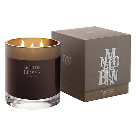 Buy Molton Brown Black Pepper Scented Candle, 500g Online at johnlewis.com