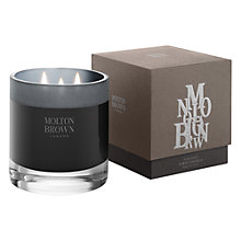 Buy Molton Brown Firefly Embers Scented Candle, 500g Online at johnlewis.com