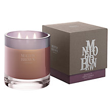Buy Molton Brown Yuan Zhi Forte Scented Candle, 500g Online at johnlewis.com